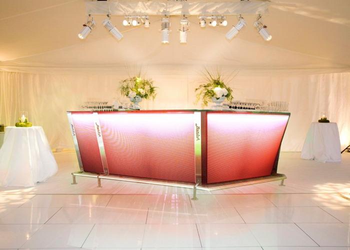 LED Mobile Bar - 2