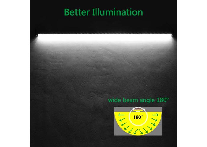 LED Tube Light 5ft- 4000K- 24W- 2000Lumen- Fluorescent Tube Replacement- 230V- - 1