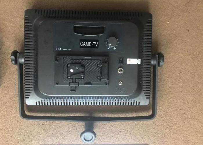 LED Video Light Battery Powered  - 1