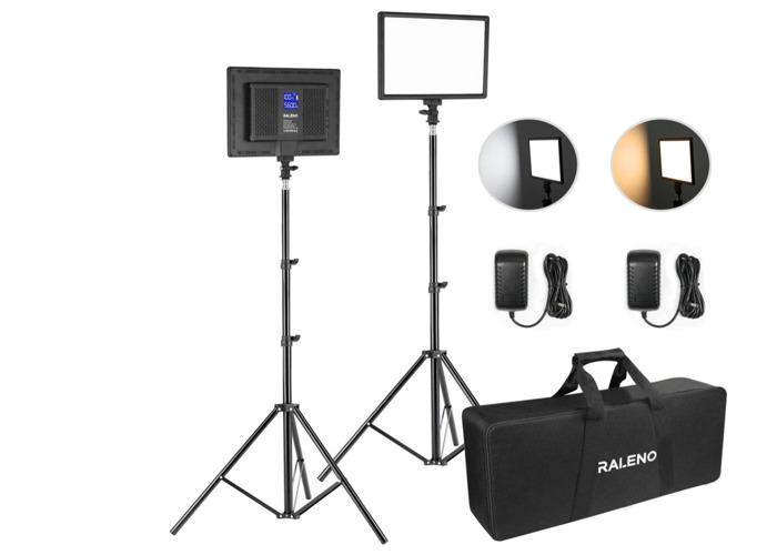 LED video lighting kit - 1
