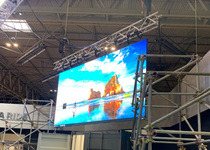 Large High Definition LED Video Wall  - 2