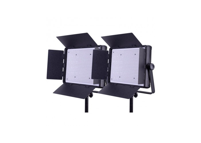 LEDGO LG-1200LK2 2x 1200 Daylight Location Lighting Kit - 1