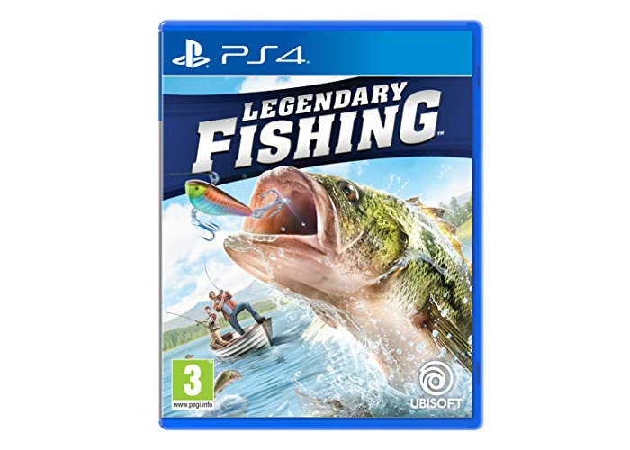 Legendary Fishing (PS4) [video game] - 1