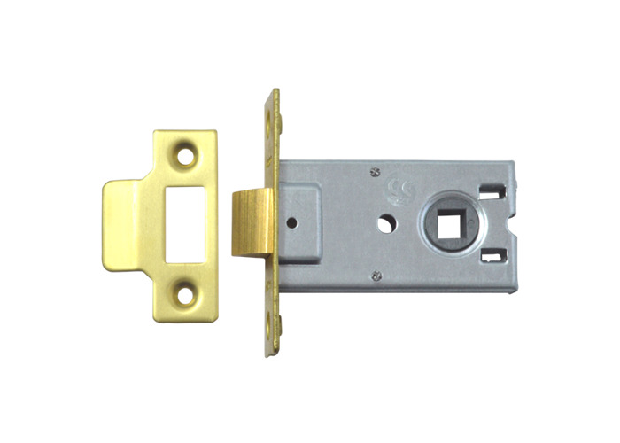 Legge 3708 & 3709 Mortice Latch - 75mm PB  - 1