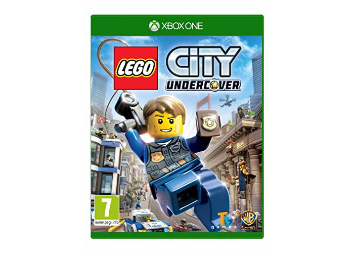 LEGO City Undercover (Xbox One) [video game] - 1