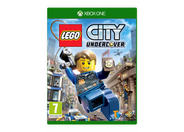 LEGO City Undercover (Xbox One) [video game] - 2