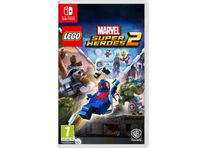 LEGO Marvel Superheroes 2 (Nintendo Switch) [video game] - 2