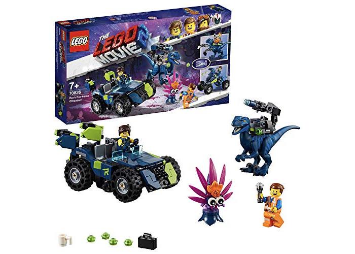 LEGO Movie 2 70826 Rex's Rex-treme Offroader - 1