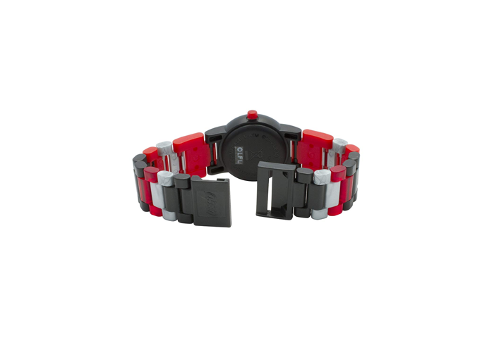 LEGO Star Wars 8020301 Darth Vader Kids Buildable Watch with Link Bracelet and M - 2