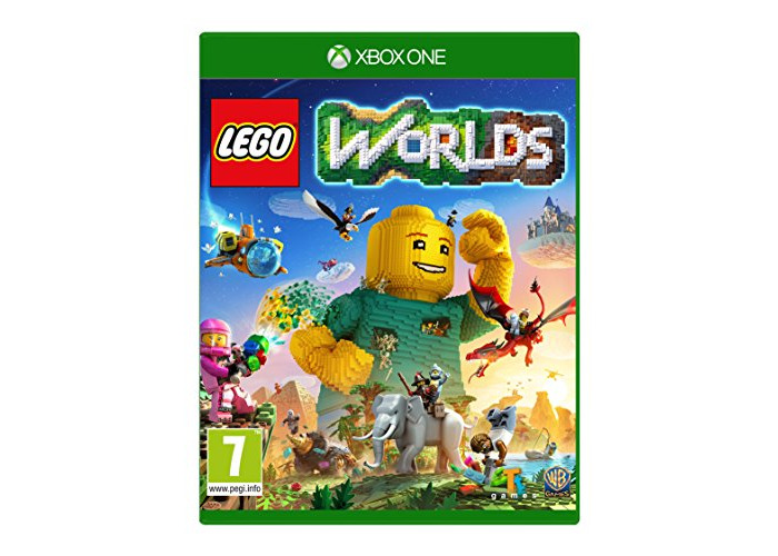 LEGO Worlds (Xbox One) [video game] - 1