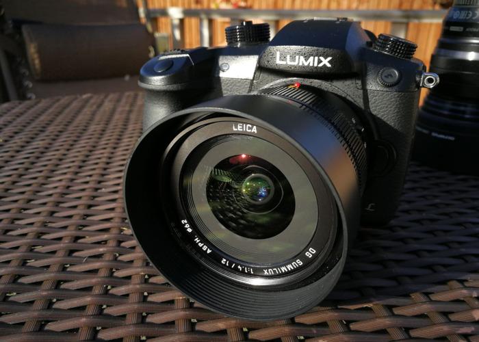 Leica 12mm f1.4 Summilux - 1