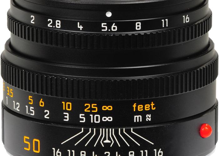 Leica 50 f/2 Summicron - 1