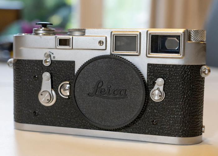 Leica M3 1963 film camera body - 1