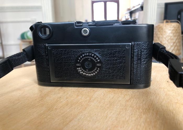 Leica M6 35mm film - 2
