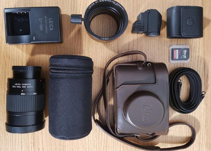 Leica X2 + accessories - 2