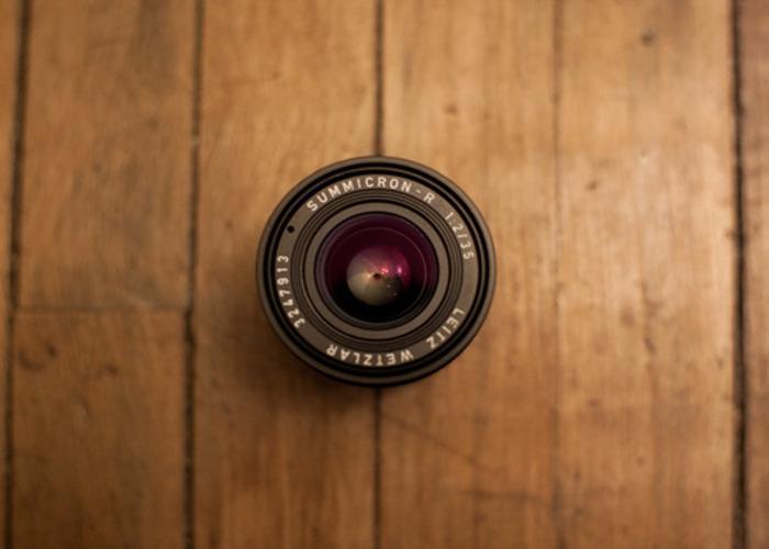 Leica-R 35mm f2.0 EF Mount - 1