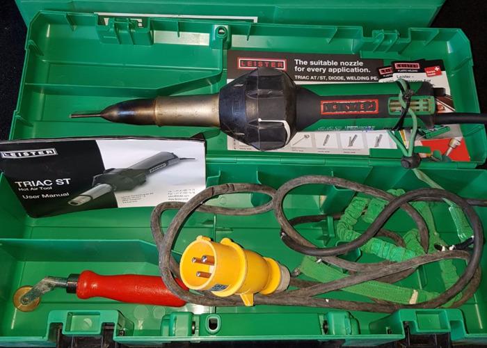 Leister Triac ST hot air tool - 1