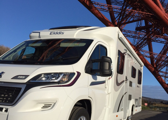 Leisure on the road Motorhome hire - 1