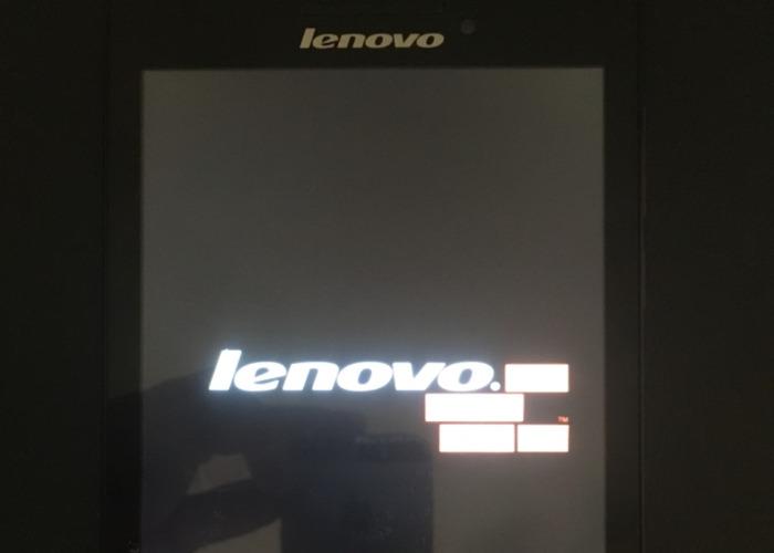 Lenovo Tab 2 A7-20 - 1