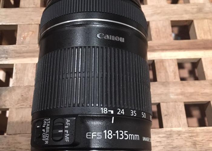 Lens 18-135 mm - 1