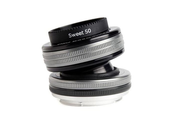 Lensbaby Composer Pro II with Sweet 50 Optic - Canon RF Fit - 1