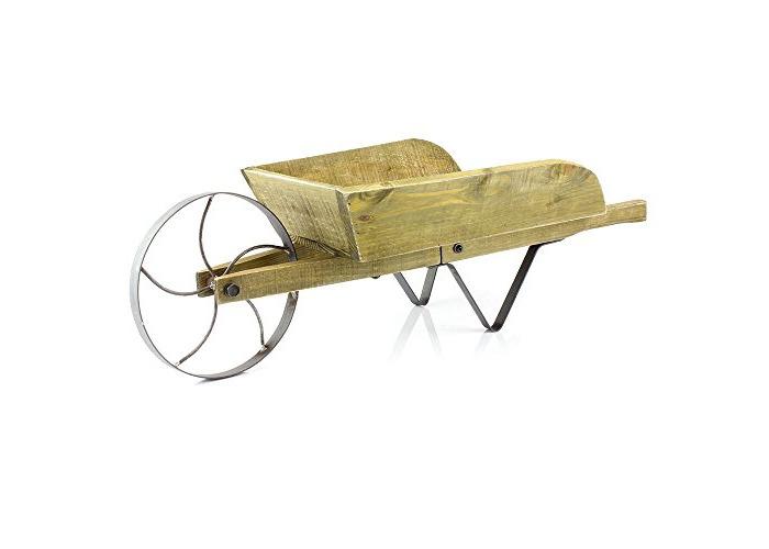 Leonardo Country Garden Wheelbarrow - 1