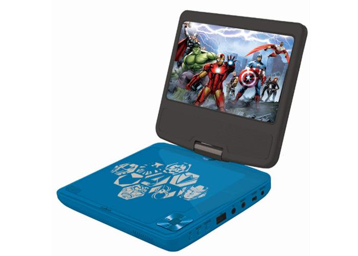 Lexibook - DVDP6AV-The Avengers Portable DVD Player - 2