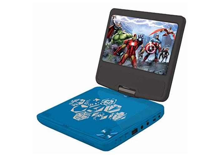 Lexibook - DVDP6AV-The Avengers Portable DVD Player - 1