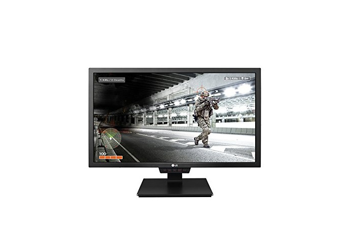 LG 24GM79G 24 inch 1ms 144Hz Gaming Monitor (1920 x 1080, 2x HDMI, DisplayPort, 350 cd/m2, AMD Freesync) - 1