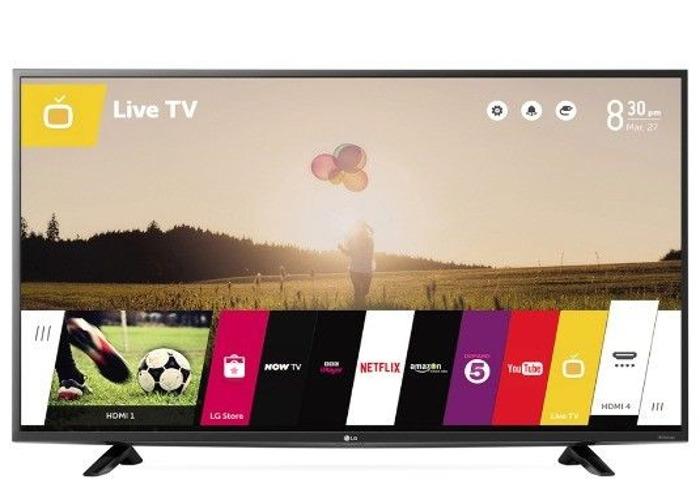 "LG 49"" 49UH620V 4K UHD Smart HDR LED Wifi WebOS 3.0 TV  - 1"
