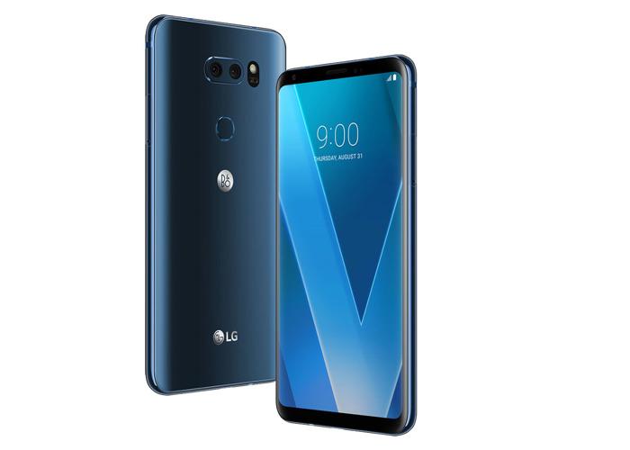 LG V30 H930 64GB Unlocked Moroccan Blue - 1