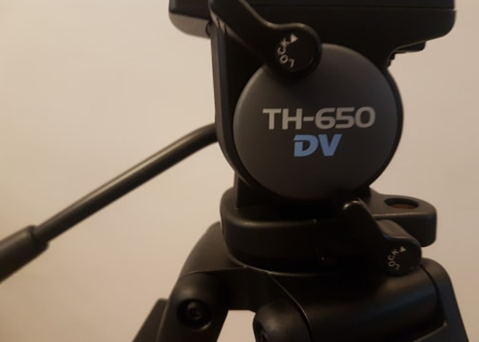 Libec Tripod TH 650 DV - 2