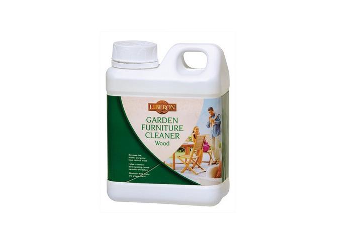 Liberon 003798 Garden Furniture Cleaner 1 Litre - 1