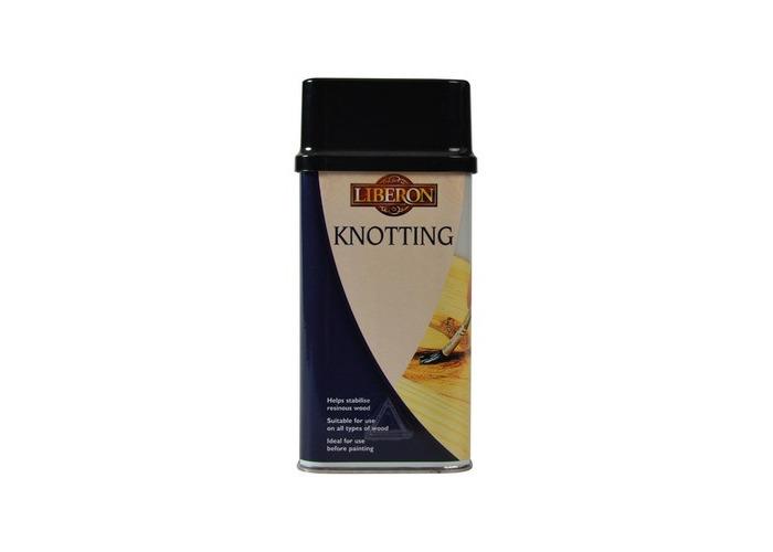 Liberon 014018 Knotting Pale 250ml - 1