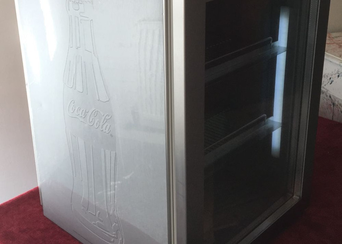 LIEBHERR FKV 502 TABLE TOP STAINLESS STEEL FRIDGE - 1