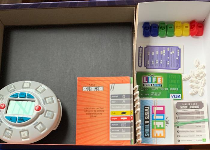 LIFE Twists & Turns Board Game  - 2