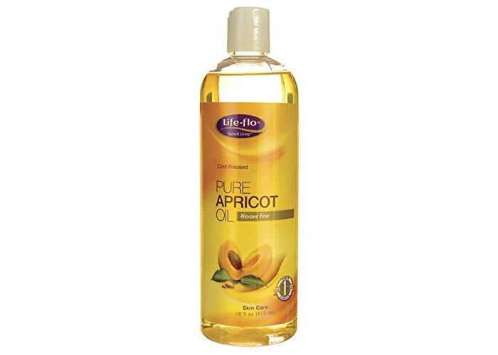 Life-Flo Oil, Pure Apricot, 16 Ounce - 1