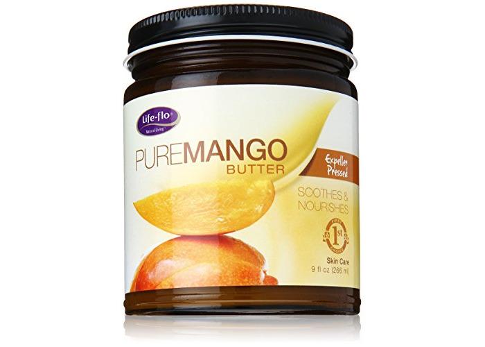Life-Flo Pure Mango Butter, 9 oz - 1
