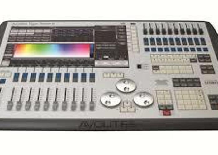 Lighting Desk Avolites Tiger Touch Re Production In Bristol