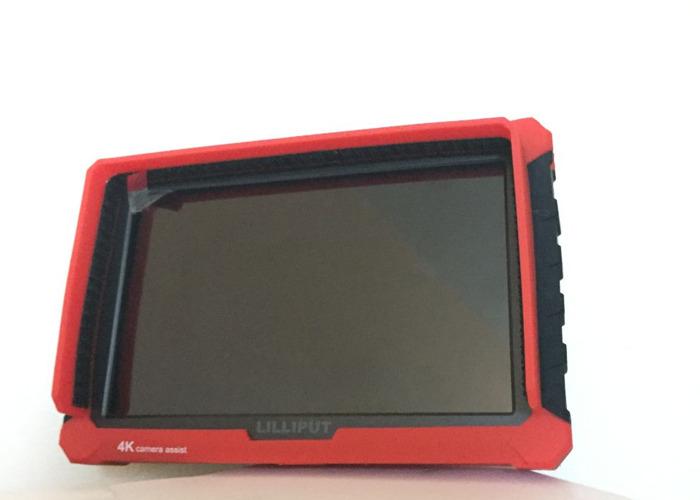 """Lilliput A7S 7"""" 4K LCD Field Monitor HDMI Kit - 1"""