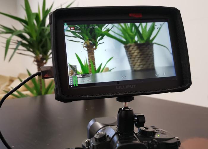 Lilliput 7 inch Full HD Camera Monitor - 1