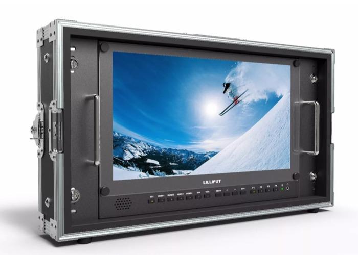 """Lilliput 16"""" (BM-150) 4K Video Monitor (SDI, HDMI, VGA and More) - 1"""