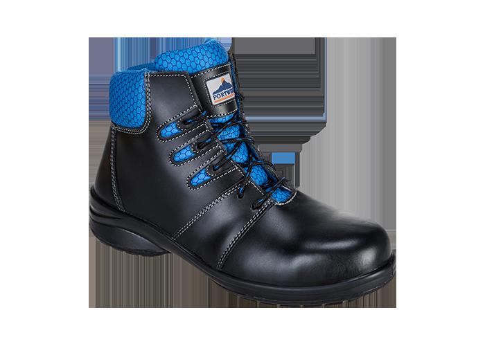 Lily Ladies Ankle Boot  Black  39  R - 1
