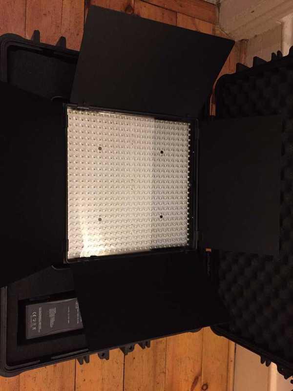 Limelight Mosaic LED Photography Lighting Panel - 1
