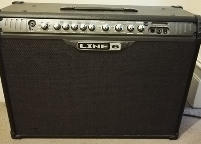 Line 6 spider III 150W guitar amp - 1
