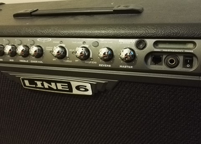Line 6 spider III 150W guitar amp - 2