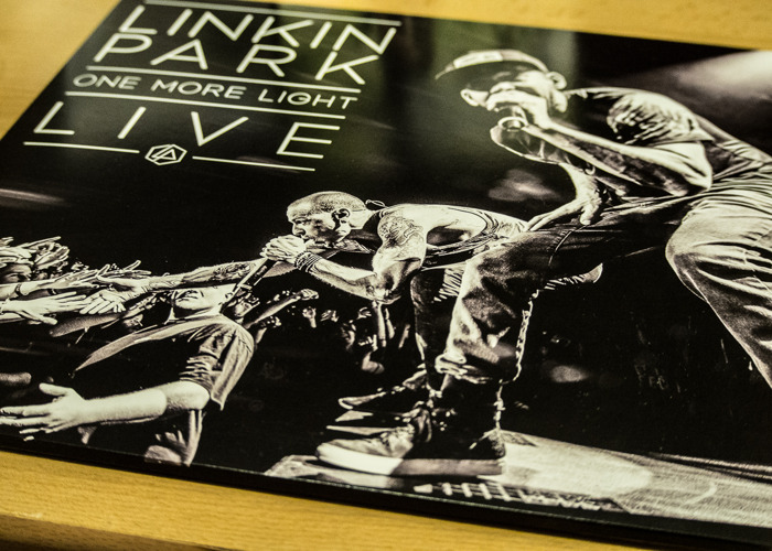 Linkin Park One more light live VINYL Limited Edition - 2