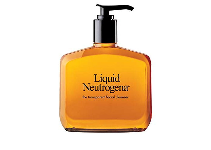 Liquid Neutrogena Facial Cleansing Formula, 8 Fl. Oz - 1