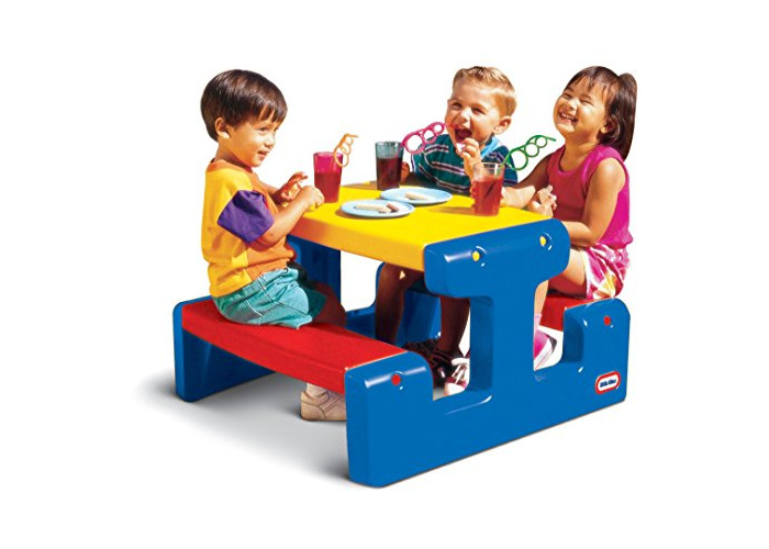 Little Tikes - Junior Picnic Table - 1