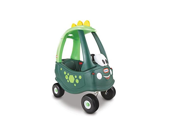 Little Tikes 173073E3 Dino Cozy Coupe Ride-On - 1